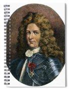 Pierre Lemoyne, 1661-1706 Spiral Notebook