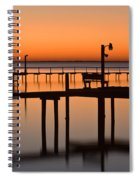 Piers Spiral Notebook