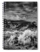 Piestewa Peak Light Spiral Notebook