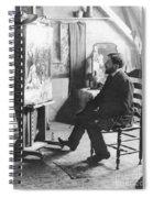 Piet Mondrian (1872-1944) Spiral Notebook