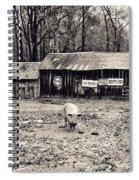 Pig Farm Lot B Spiral Notebook