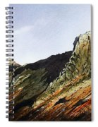 Pike O' Stickle And Loft Crag Spiral Notebook