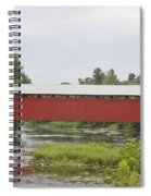 Pike River Canada Spiral Notebook