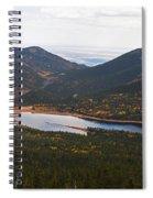 Pikes Peak Manitou Colorado Lake Spiral Notebook