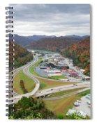 Pikeville Cut-through Spiral Notebook
