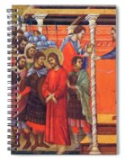Pilate Washes His Hands 1311 Spiral Notebook
