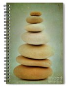 Pile Of Stones Spiral Notebook