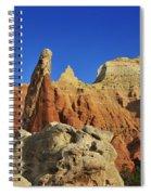Pilgrim Spiral Notebook