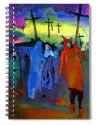 Pilgrimage Spiral Notebook