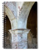 Pillars Spiral Notebook