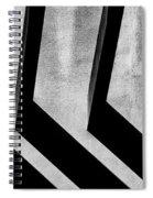 Pillars Spiral Notebook