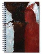 Pillars Of Society Spiral Notebook