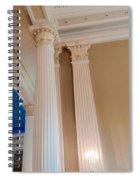 Pillars Of Strentgh Spiral Notebook