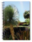 Pinball Plants, Long-pin Plants Spiral Notebook