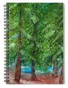 Pine Haven Spiral Notebook