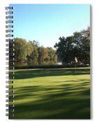 Pine Ridge Golf - Beautiful 14th Par 3 Spiral Notebook