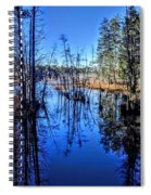Pinelands Spiral Notebook