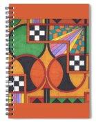 The Art Of God Spiral Notebook