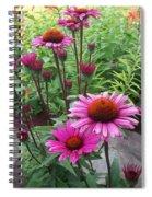 Pink All Over Spiral Notebook
