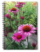 Pink All Over Spiral Notebook