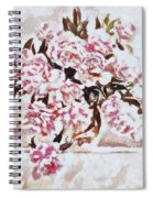 Pink And Beautiful Spiral Notebook