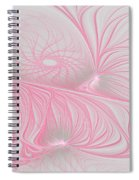 Pink Anyone Spiral Notebook