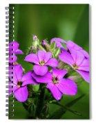 Pink Bouquet  Spiral Notebook