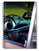Pink Chevy Spiral Notebook