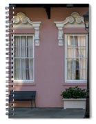 Pink Coral Spiral Notebook