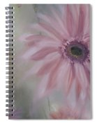 Pink Daisies Spiral Notebook