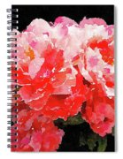Pink Delight Spiral Notebook