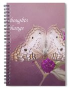 Pink Dream Spiral Notebook