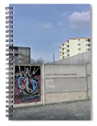 Pink Floyd, Berlin, Tour 1990 Spiral Notebook