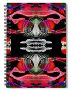 Valentine Mood Spiral Notebook