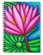 Pink Gem 1 Spiral Notebook