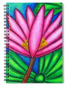 Pink Gem 3 Spiral Notebook