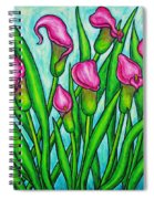 Pink Ladies Spiral Notebook
