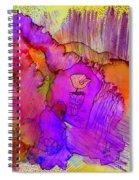 Pink Petals I Spiral Notebook