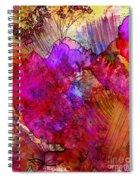 Pink Petals II Spiral Notebook