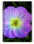 Pink Primrose Spiral Notebook