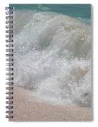 Pink Sand Beaches Spiral Notebook