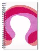 Pink Study Spiral Notebook