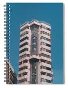 Pink Tower Spiral Notebook