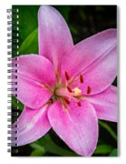 Pinkly Yours Spiral Notebook
