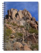 Pinnacle Peak Spiral Notebook
