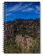 Pinnacles View Spiral Notebook
