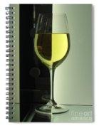 Pinot Grigio Spiral Notebook