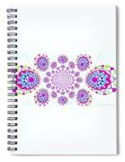 Pinwheel Pop Spiral Notebook