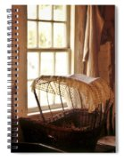 Pioneer Baby Bassinet Spiral Notebook