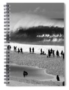 Pipe Frenzy Spiral Notebook